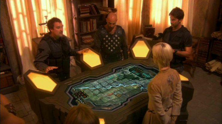 Stargate Atlantis, season 3