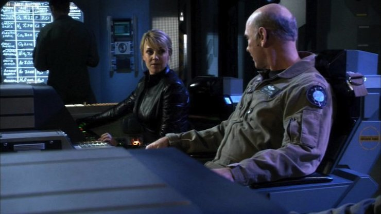 Stargate Atlantis, season 4
