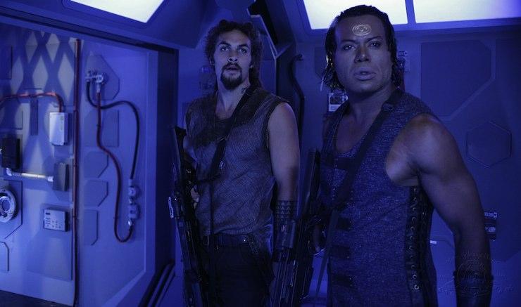 Stargate Atlantis, season 4