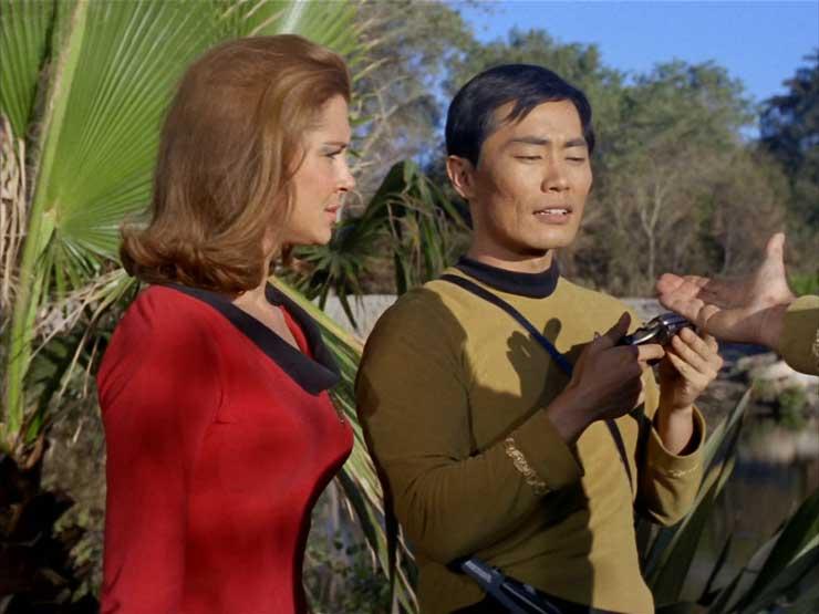 Star Trek Original Series episode Shore Leave