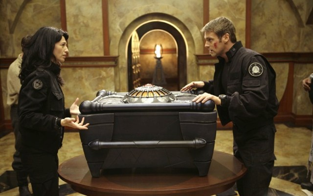 The Stargate Rewatch: The Ark of Truth | Tor com