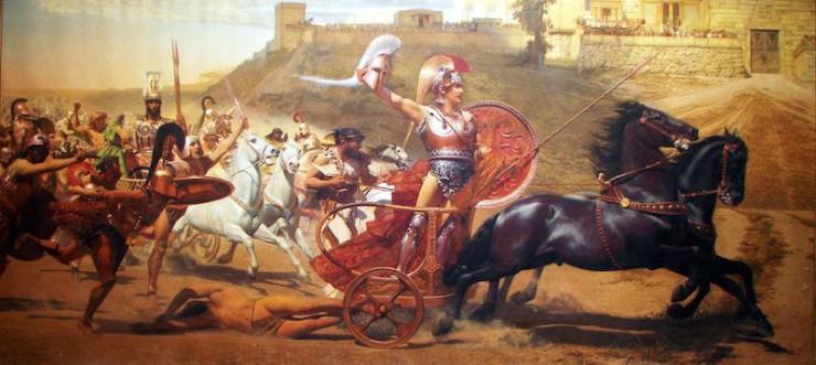 Achilles The Iliad