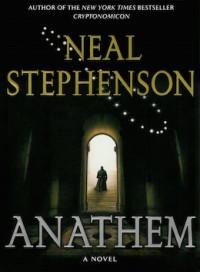 Anathem book cover Neal Stephenson language