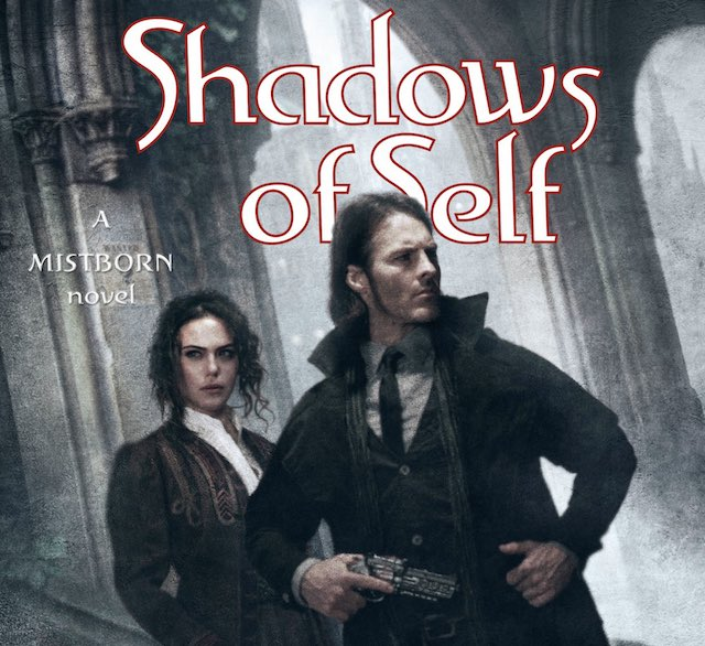 Join Brandon Sanderson On His Mistborn Shadows Of Self