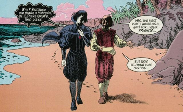shakespeare-sandman