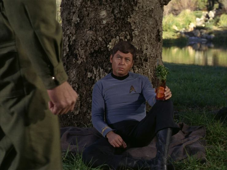Star Trek, Original Series, This Side of Paradise