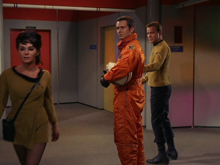 "6fbeef8f3c7dde Star Trek The Original Series Rewatch  ""Tomorrow is Yesterday"""