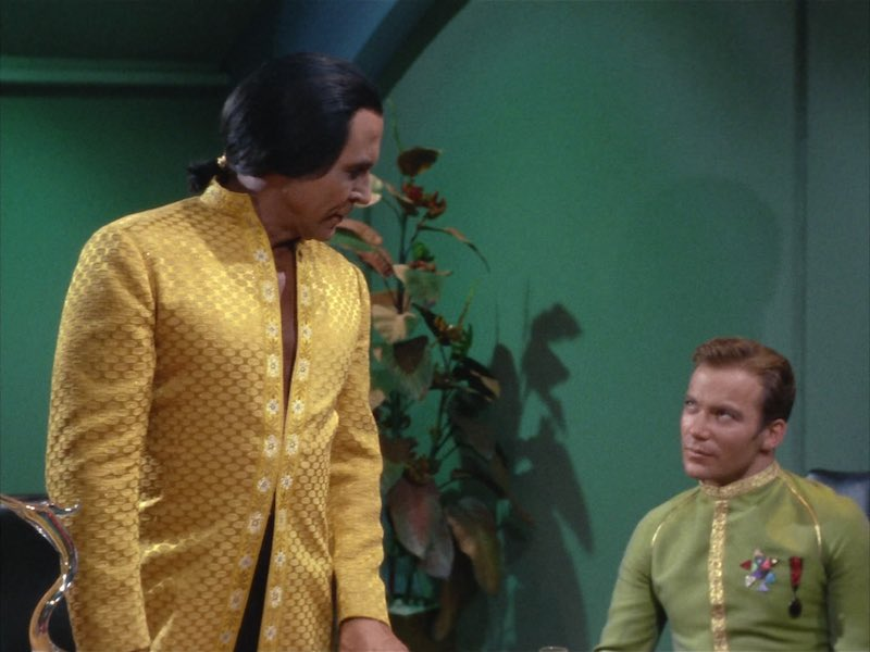 """star trek the space seed Reports say that 'wrath of khan' director nicholas meyer's secret 'star trek  the 1966 star trek episode """"space seed  star trek into darkness film with."""