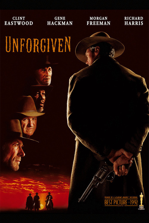 My Kinda Scene: Unforgiven and Clint Eastwood's Achilles