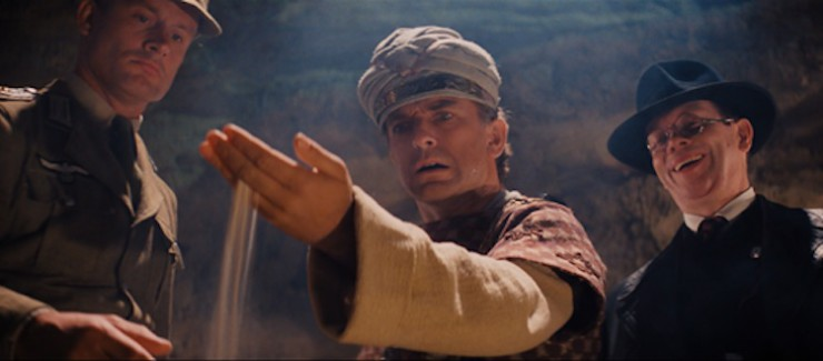 Raiders of the Lost Ark Sand