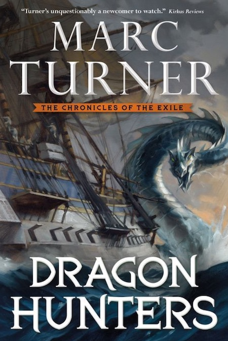 Dragon Hunters Marc Turner