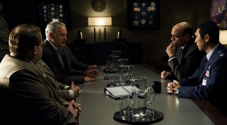 Stargate Universe, season 2
