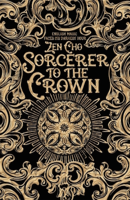 Sorcerer to the Crown Zen Cho UK cover