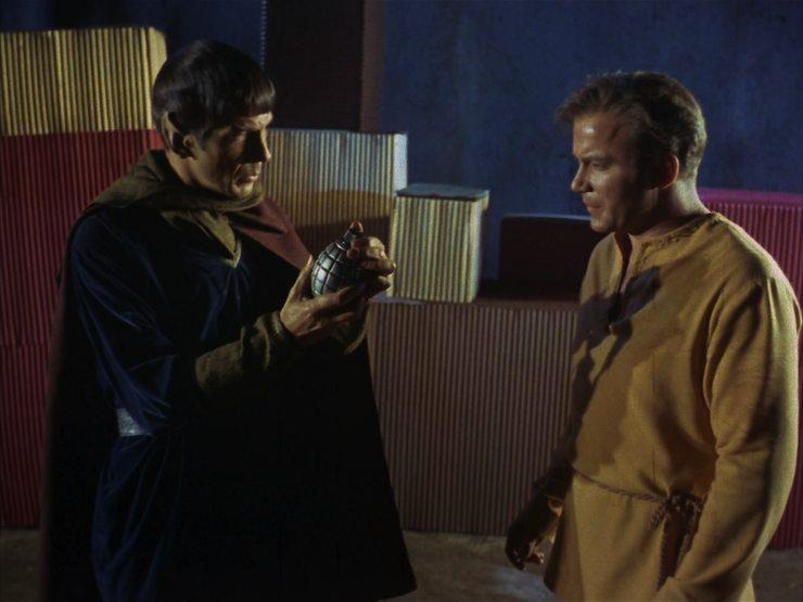 Star Trek, Original Series, season one, Errand of Mercy