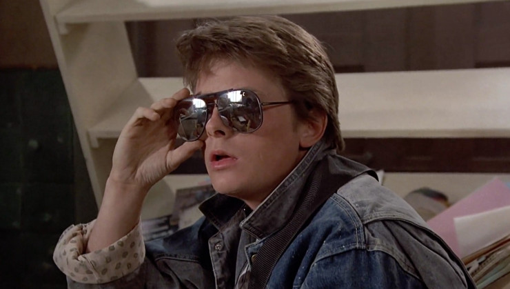 BTTF Marty McFly 1