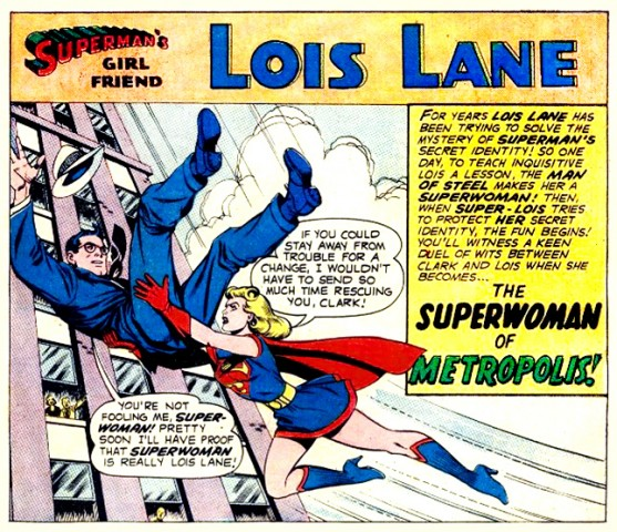Supergirl: A Brief History of the Last Daughter of Krypton