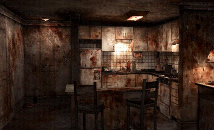 Silent Hill 4 The Room Is The Most Terrifying Game In The Series