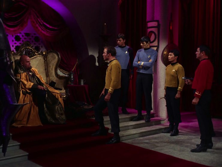 Star Trek, Original Series, season 2, Catspaw