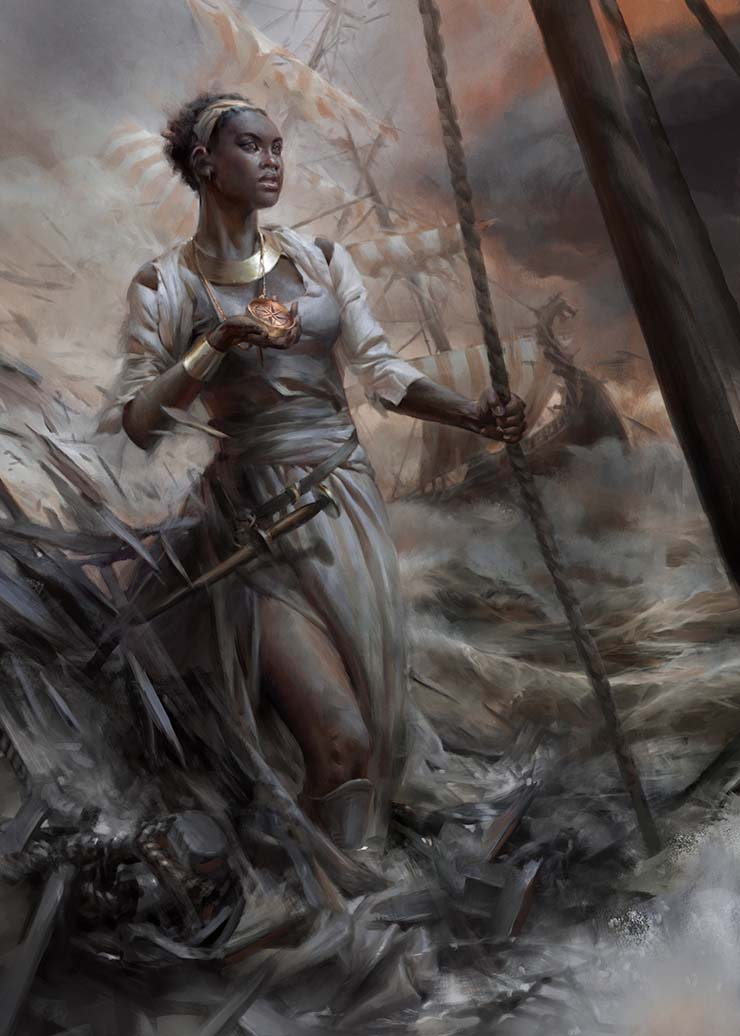 Cynthia Sheppard for Emily Foster's The Drowning Eyes