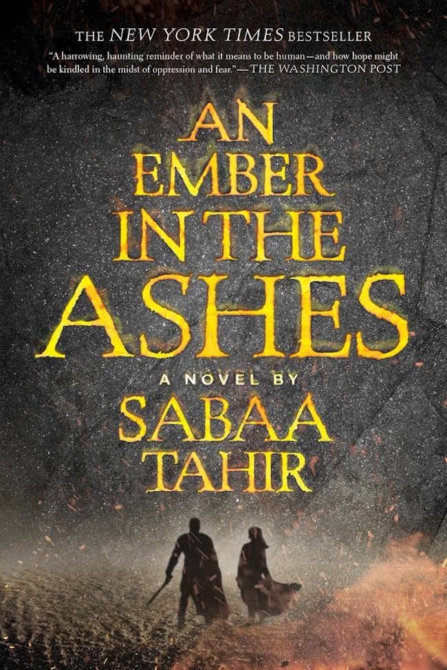 Image result for ember in the ashes cover change