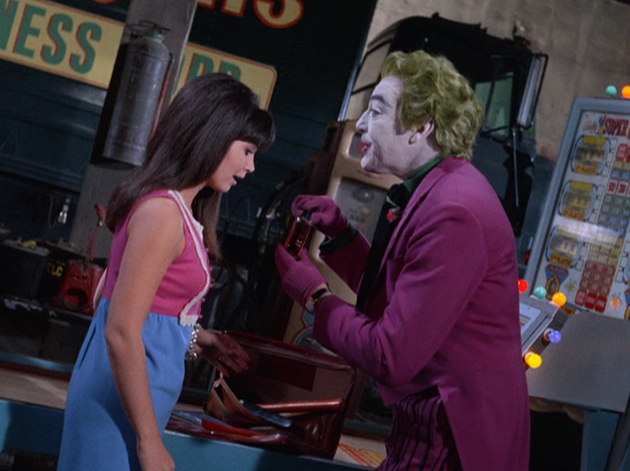 Batman 66 rewatch The Grisly Ghoul