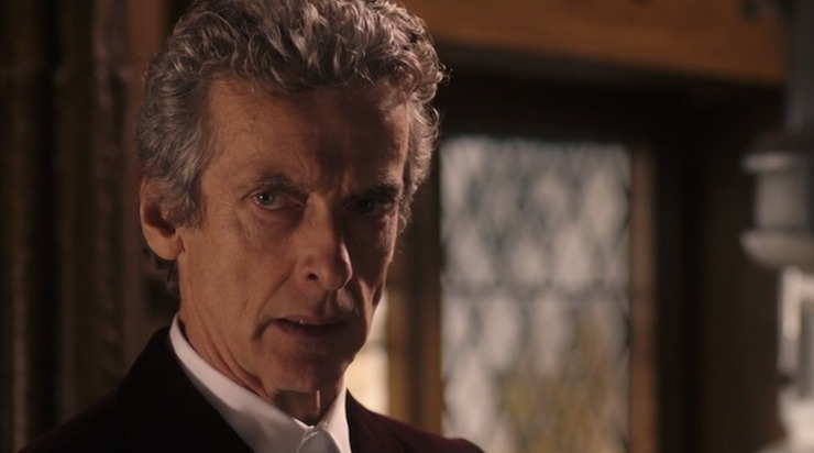 Doctor Who, season 9, Face the Raven