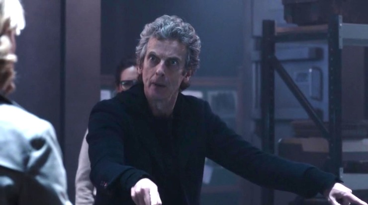Doctor Who, season 9, The Zygon Inversion