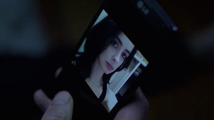Jessica Jones selfie Kilgrave
