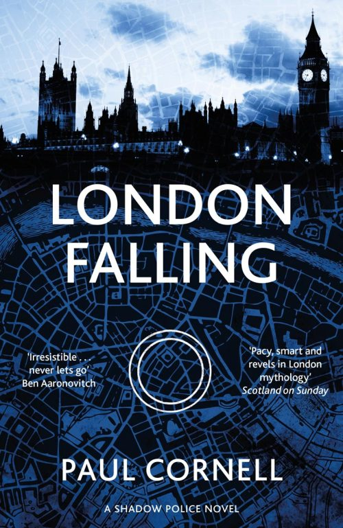 London Falling Paul Cornell UK cover