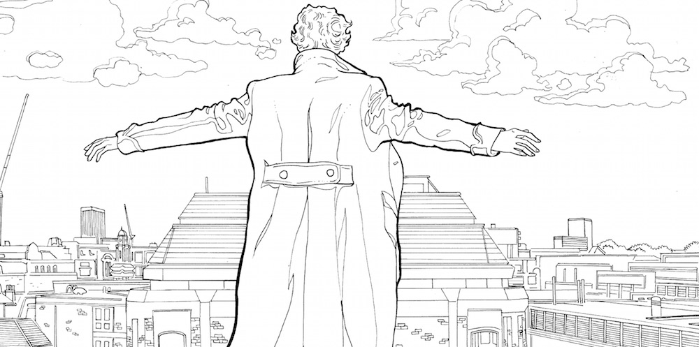 The Sherlock Coloring Book Is A Three Crayon Problem