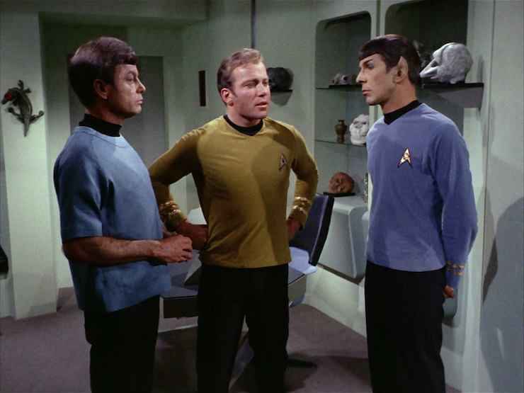 Star Trek, the original series, season 2, Amok Time