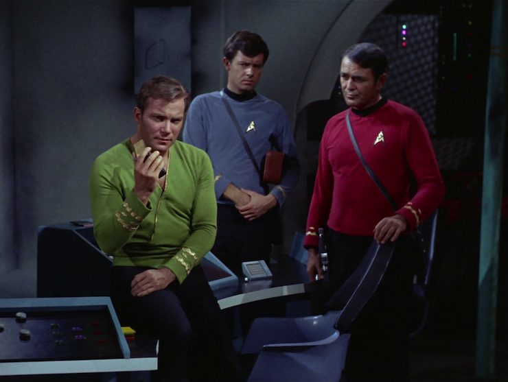 Star Trek, original series, season 2, The Doomsday Machine