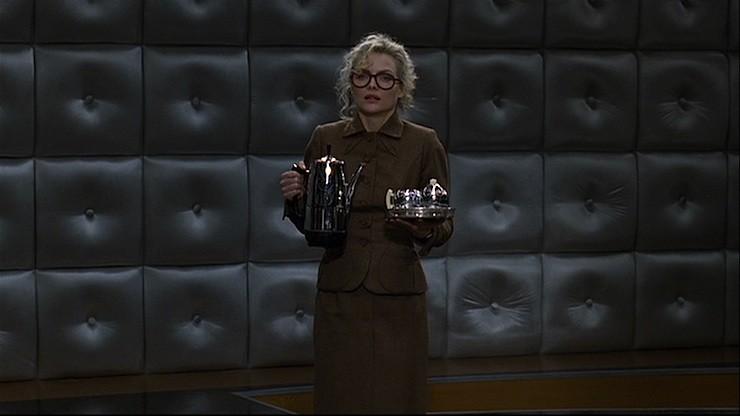 Selina Kyle as Shreck's Secretary