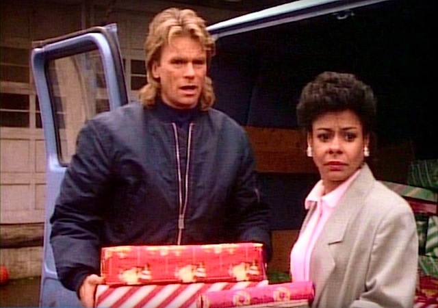 """MacGyver """"The Madonna"""""""