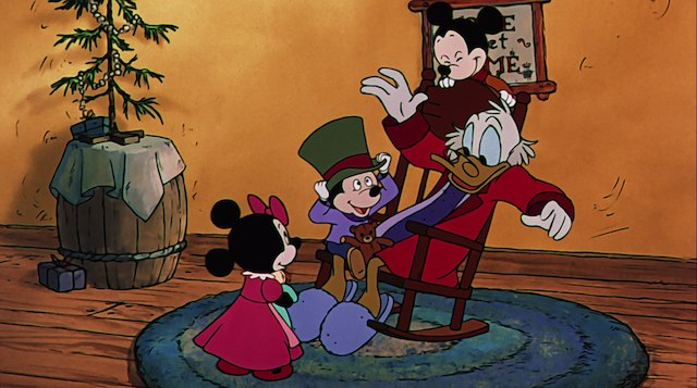 A Very Christmas Mickey: Mickey's Christmas Carol and The Gift of ...