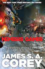 Nemesis Games James S.A. Corey