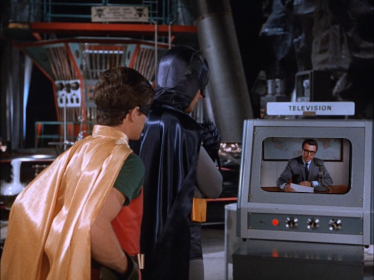 @BatLabels Twitter Tumblr account Batman '66
