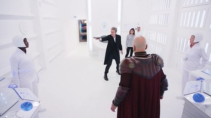 "Get Off My Planet  Doctor Who: ""Hell Bent"" 