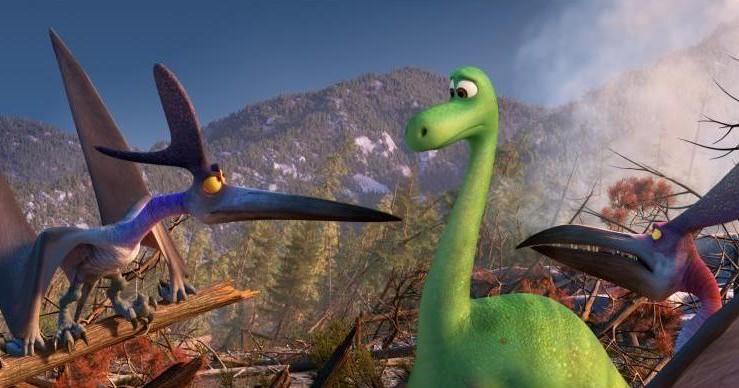 good dinosaur pteranodon