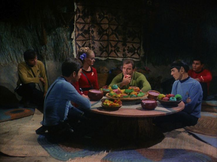 Star Trek the Original Series, season 2, The Apple