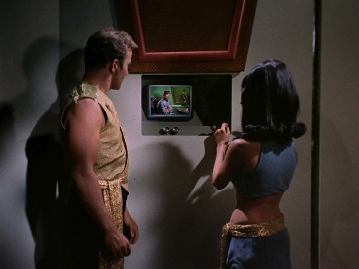 Star Trek the Original Series, season 2, Mirror Mirror