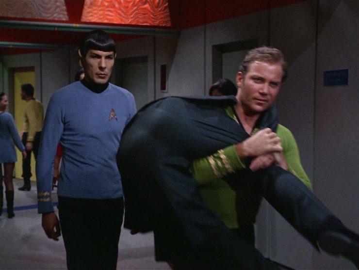 Star Trek, original series, season 2, Wolf in the Fold