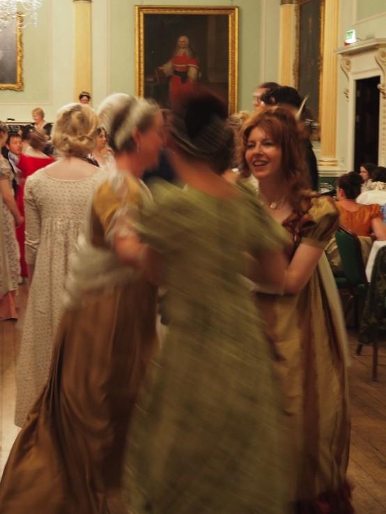 Alison Goodman Dancing