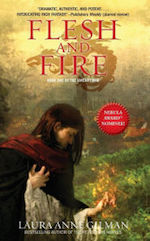 Flesh and Fire Laura Anne Gilman Vineart War Trilogy weather magic