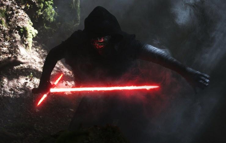 Star Wars: The Force Awakens, Kylo Ren