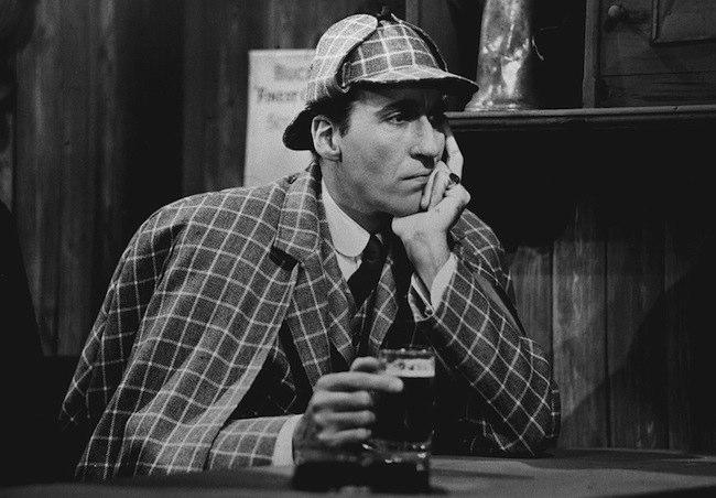 Christopher Lee, Sherlock Holmes