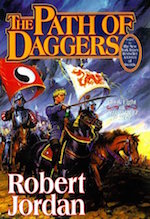 Wheel of Time The Path of Daggers Robert Jordan Bowl of Winds weather magic