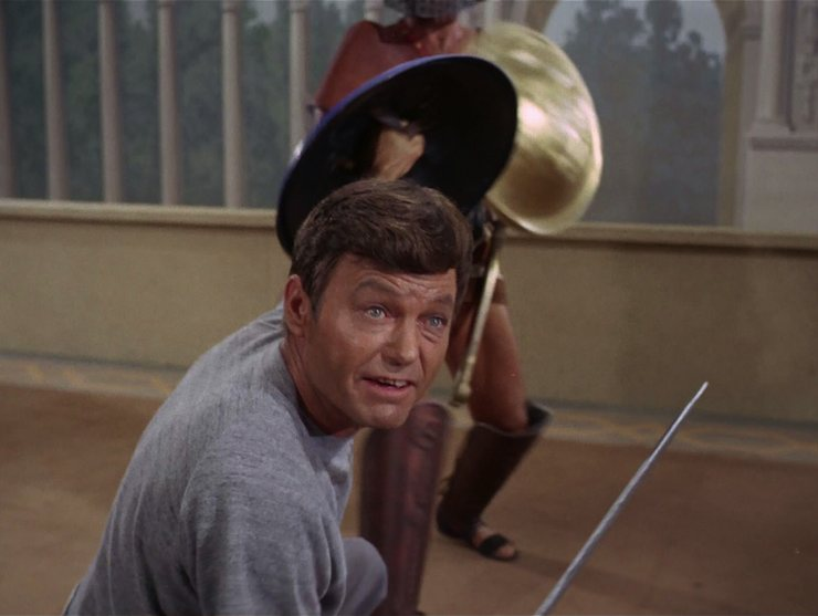 Star Trek, The Original Series, season 2, Bread and Circuses