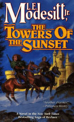 The Towers of the Sunset weather magic Creslin weather mage