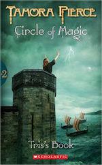 Circle of Magic Tris' Book weather magic Tamora Pierce